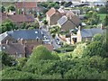 ST4717 : Houses in Stoke Sub Hamdon by David Smith
