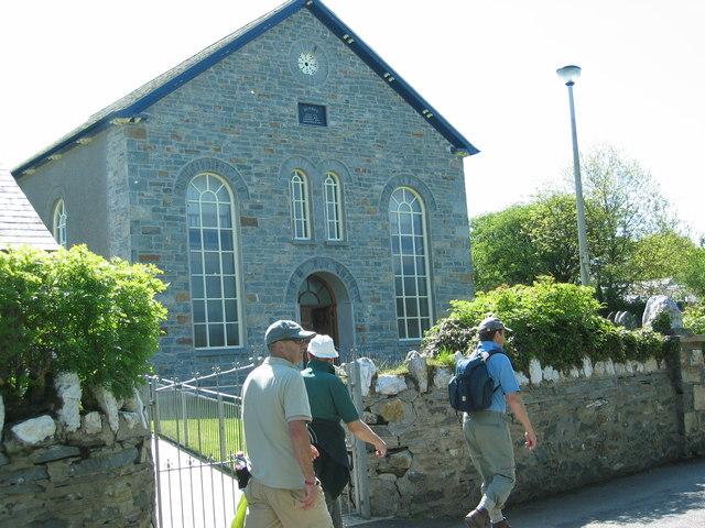 Capel Bethel, Mynachlog Ddu.