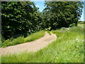 TL2027 : Field access track by Humphrey Bolton