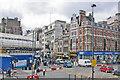 TQ2981 : Rebuilding Tottenham Court Road Station for Crossrail, 2009 by Ben Brooksbank