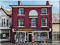 SN7634 : General Store, Market Square, Llandovery by Christine Matthews