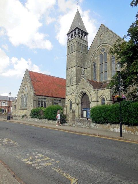 St Paul's Church, Gatten, Shanklin