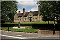 TQ3937 : View Towards Sackville College, East Grinstead by Peter Trimming