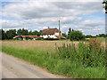 TM2390 : Prospect Farm on Shelton Common by Evelyn Simak