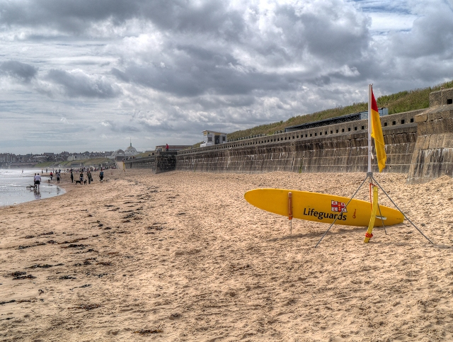 Whitley Bay, Whitley Sands