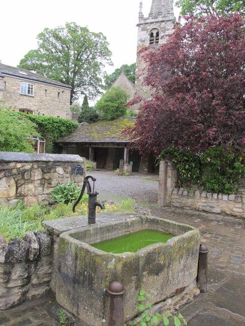 Church Farm House and Church Barn, Park Lane #2