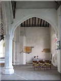 TL9925 : St. Martin's Church, West Stockwell Street, CO1 - south aisle (2) by Mike Quinn