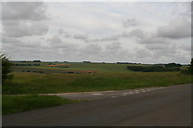 TF3873 : Wolds View from Harrington Hill to Driby Top by Chris