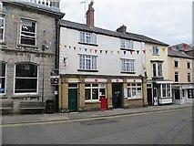 SO2956 : Kington Post Office by Richard Webb