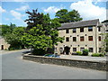SE0425 : 'The Corn Mill'. Luddenden by Humphrey Bolton