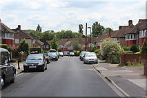 TQ1372 : Lincoln Avenue by Oast House Archive