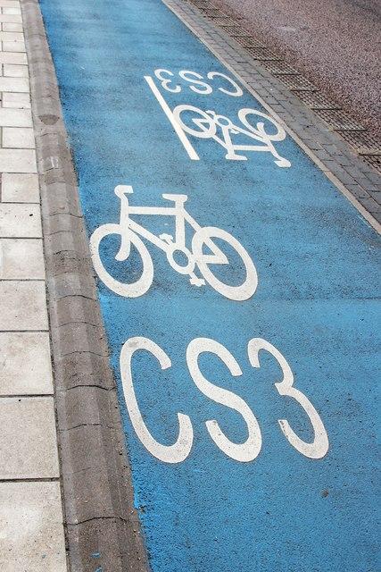 Cycle Superhighway CS3