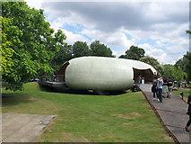 TQ2679 : Serpentine Gallery Pavilion 2014 by David Hawgood