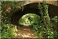 SK6756 : Station bridge by Richard Croft