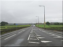 SE0729 : Keighley Road - viewed from Field Head Lane by Betty Longbottom