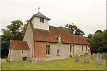 SU5846 : All Saints' church by Richard Croft