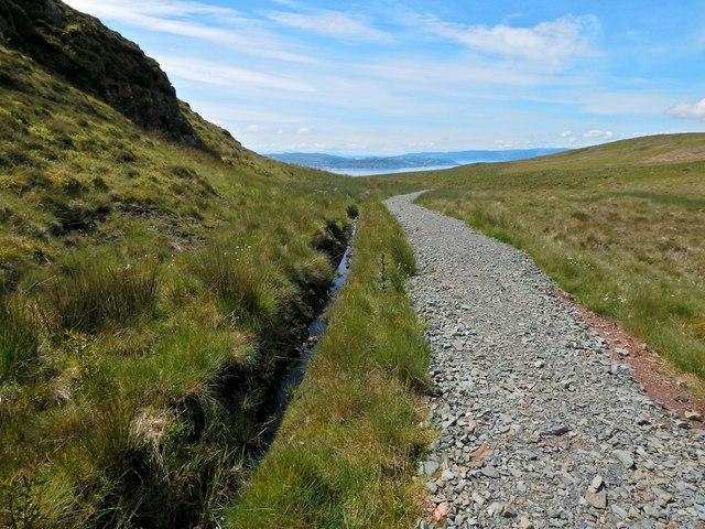 Path to Craigendoran