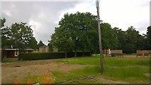 TQ1169 : Sunbury Court Out Buildings by James Emmans