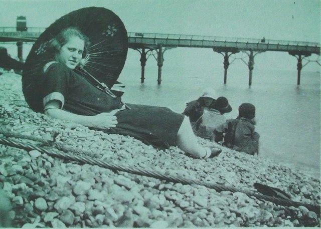 Deal Pier in 1927