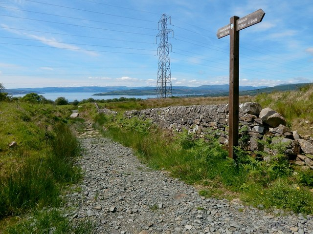 Path and signpost