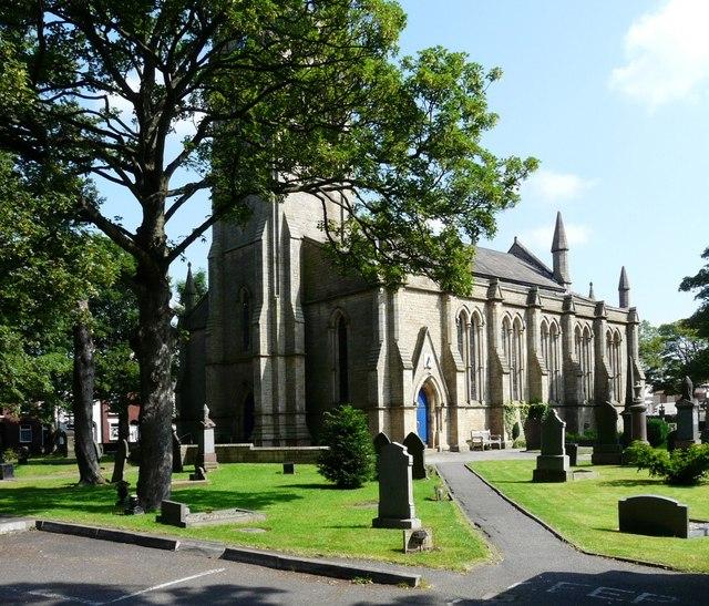 St Mark's, Bredbury & Woodley