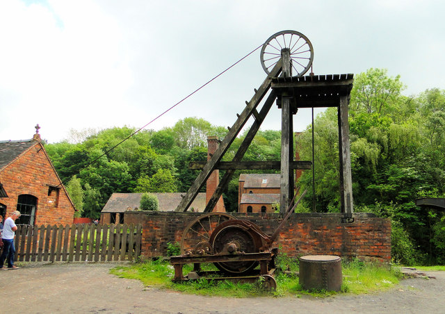Pithead, Blists Hill