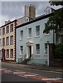 NX9717 : Town house, Lowther Street by Julian Osley