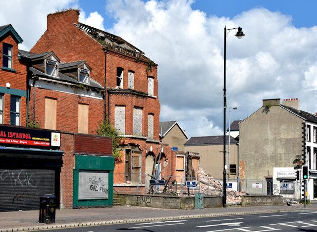Nos 137-141 Ormeau Road, Belfast - June 2014(4)