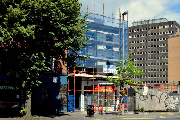 No 73 Dublin Road, Belfast (June 2014)