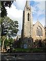 SK5903 : St Stephens URC Church, Leicester by Paul Gillett