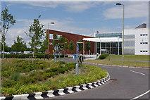 SU3715 : Ordnance Survey Headquarters by Stephen McKay
