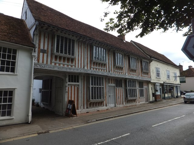 Paycockes House in Coggeshall
