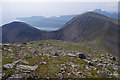 NG5923 : Beinn na Caillich – west ridge by Ian Taylor