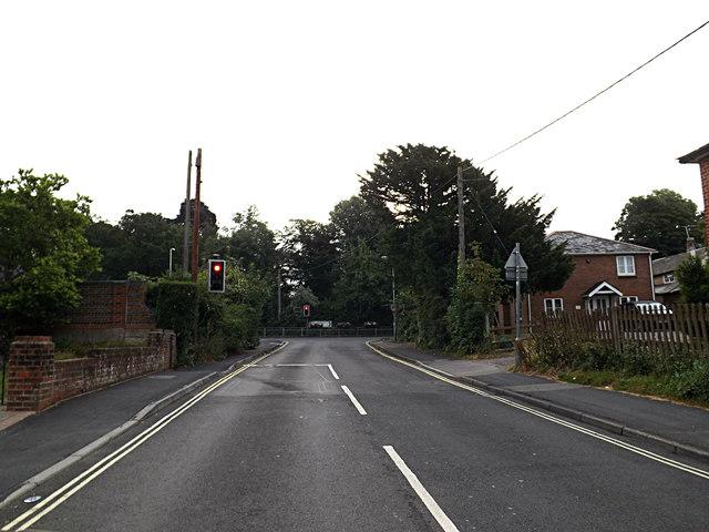 Nursling Street, Nursling