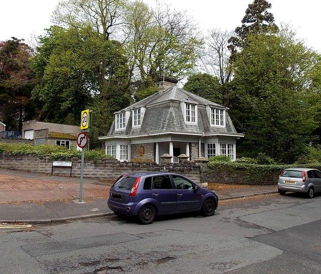 Ffynone Lodge, Swansea