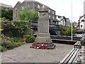 SH7863 : War memorial at Trefriw (1) by Richard Hoare