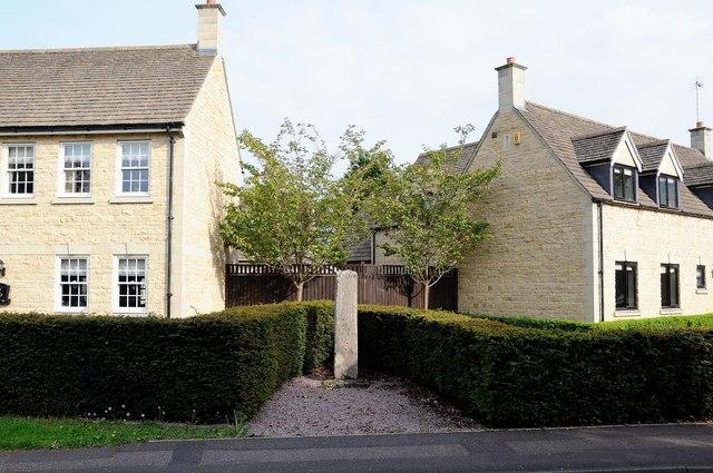 Longthorpe village cross, Peterborough