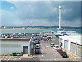 SY6878 : Weymouth ferry terminal by Malc McDonald