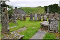 NM7701 : Burial Ground, Craignish by Stuart Wilding