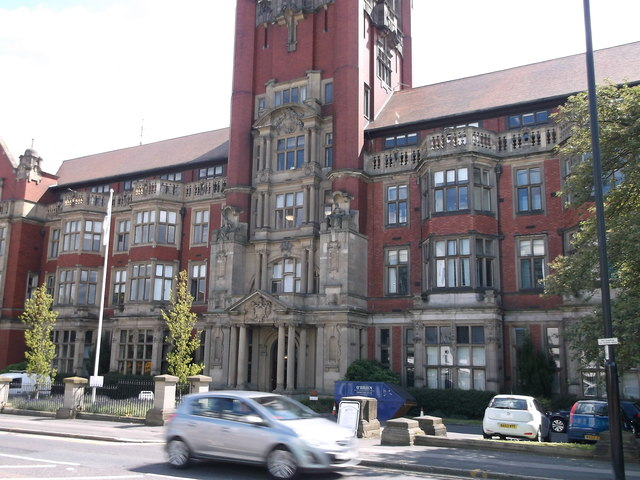 Armstrong building Newcastle University
