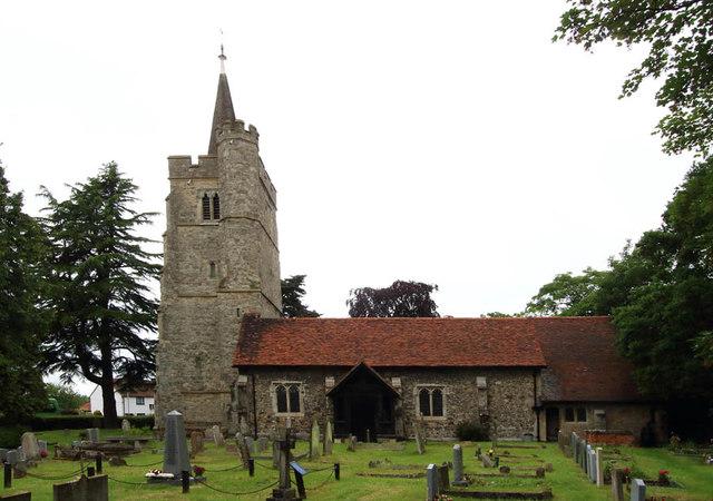St Mary, Runwell