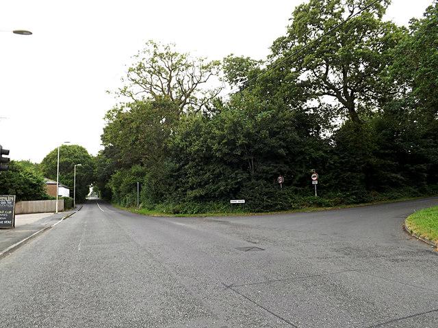 A3057 Romsey Road, Nursling