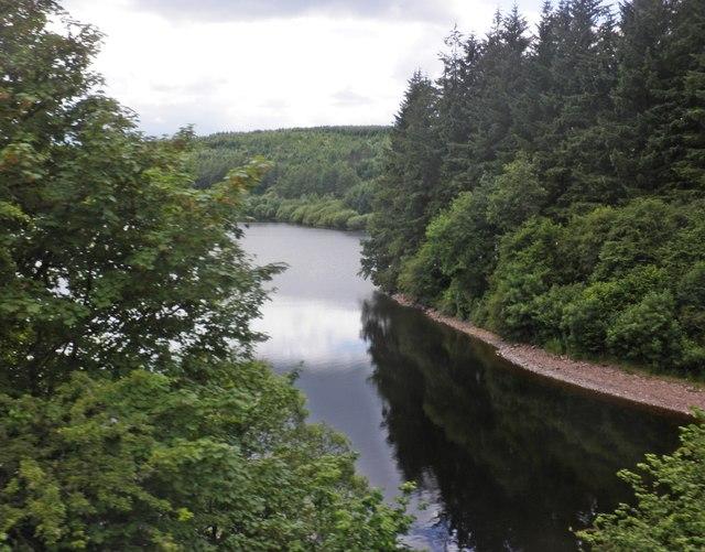 Pontsticill Reservoir