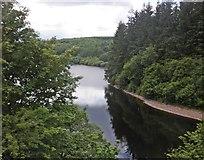 SO0514 : Pontsticill Reservoir by Roger Cornfoot
