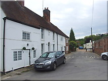 TR1859 : King Street, Fordwich by Chris Whippet