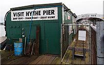 SU4208 : Visit Hythe Pier by David P Howard