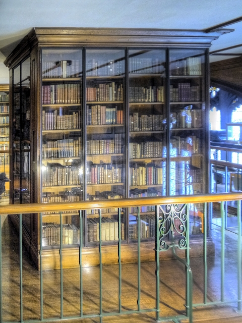 Spencer and Crawford Rooms, John Rylands Library