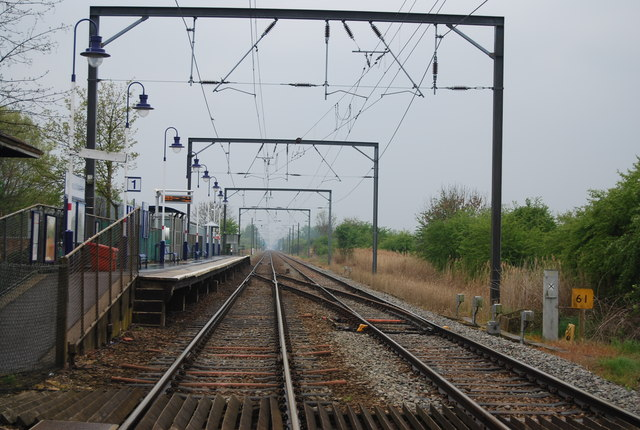 Fen Line, Waterbeach Station