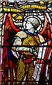 NN1126 : Stained Glass Window, St Conan's Kirk by Stuart Wilding