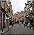 SP0786 : Cannon Street by John Sutton